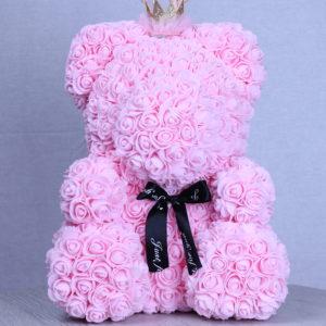 Rosenbär sitzend Rosesbear